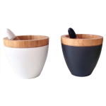 Colored Pestle & Mortar Set