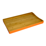 colored Bamboo Tray